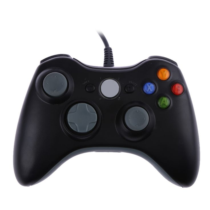Wired Joypad Gamepad Control USB Wired Joypad Gamepad for Xbox 360 Game System for Windows7 Joyst Game Gaming Controller //Price: $13.19 & FREE Shipping //     #joystick