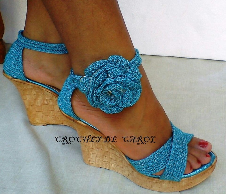 Looks easy to crochet! Just got to find the wedges!
