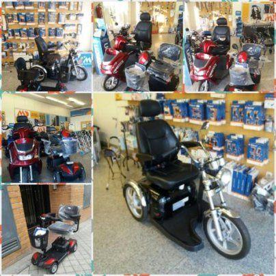Foto scooter para mayores baratos madrid ((917131188))