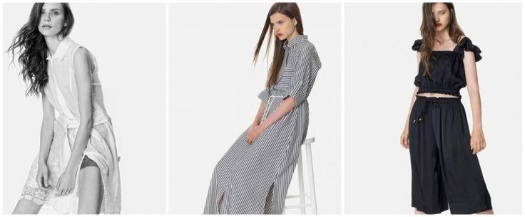 Δροσερές πουκαμίσες για το καλοκαίρι και γυναικεία παντελόνια φαρδιά σε στυλ ζιπκιλότ. Τα γυναικεία πουκάμισα ακόμα και τις ζεστές μέρες μπορούν να φο...