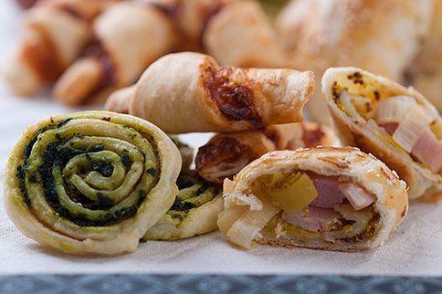 Koupené listové těsto je oblíbenou a vděčnou pomůckou spěchajících kuchařek
