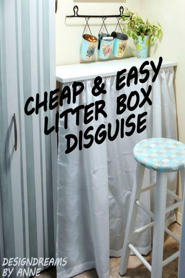 Best 25+ Litter box ideas on Pinterest | Hiding cat litter ...