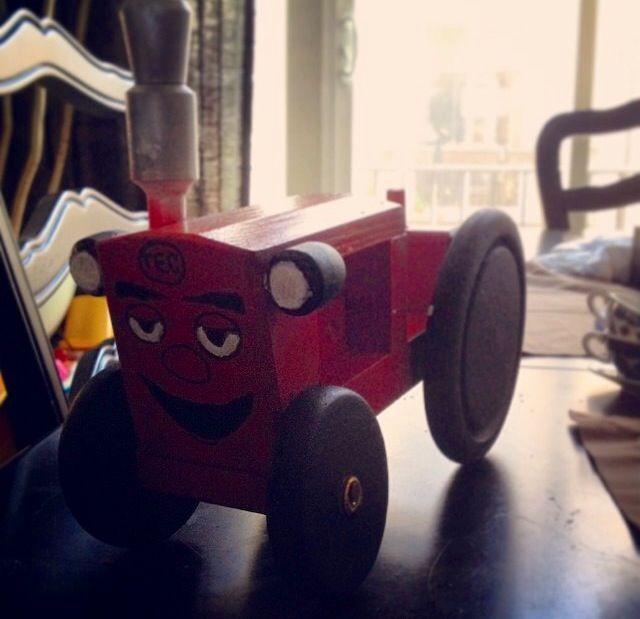 Diy Tec The Tractor Inspirations Pinterest