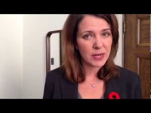 Edmonton Journal's 45 second soapbox: Danielle Smith on Bill #28 debate - YouTube #ableg #Alberta #wrp #Bill28