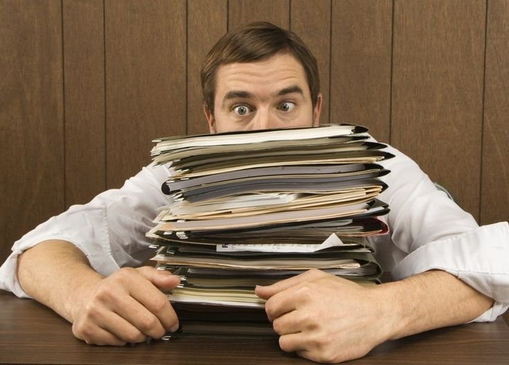 Follow these 3 steps to keep your desk paper-free.