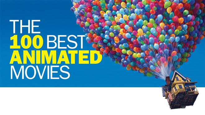The 100 best Animated Movies: list by TimeOut NY 2014-04-16 picked by World-famous animators