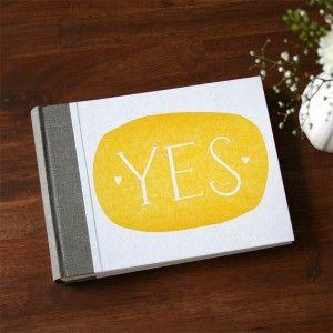 YES - Fotoalbum zur Hochzeit