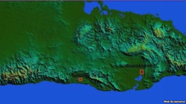 Nuevo temblor de tierra en Santiago de Cuba