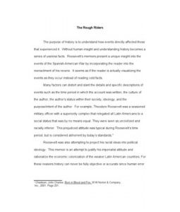 Bulimia Essay Teddy Roosevelt And The Rough Riders College   Pages  Amazing Essays  And College Papers  College Roosevelt Rough Riders Examples Of Speech Essay also The Open Window Essay Teddy Roosevelt And The Rough Riders College   Pages  Amazing  Narrative Essay On Death