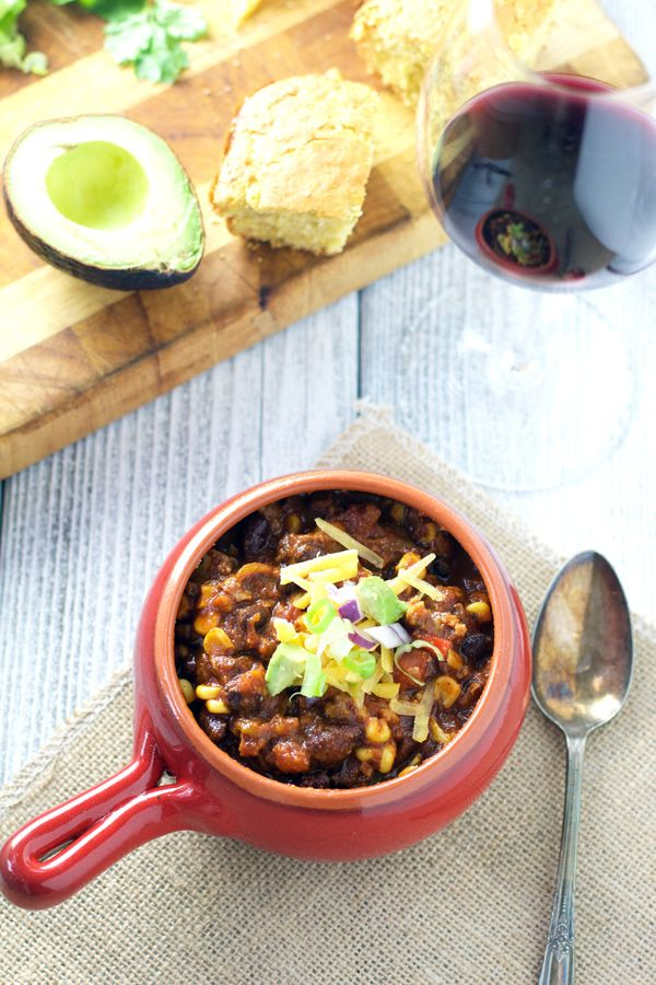 Smoked Beef Brisket Chili. An incredible use for leftover smoked brisket. Comforting, rich, spicy, indulgent, and easy!!!