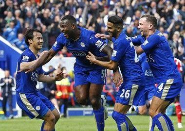 Nhà cái thua lỗ nếu Leicester vô địch Ngoại hạng Anh