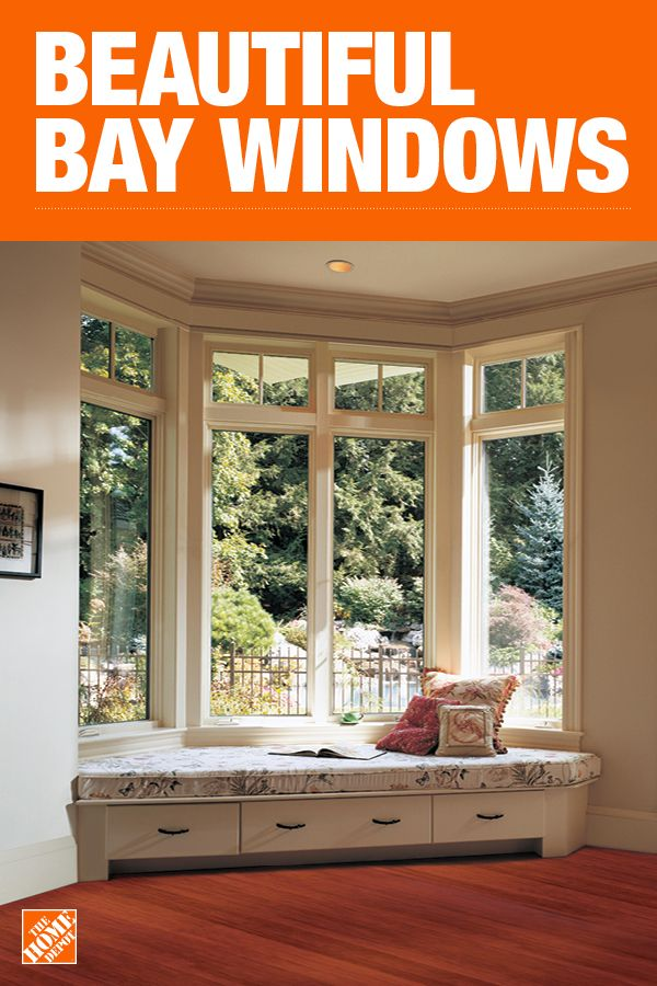 The Home Depot Has Everything You Need For Your Home Improvement Projects Click To Learn More And Shop Available Door And Win Bay Window Seat Home Window Seat