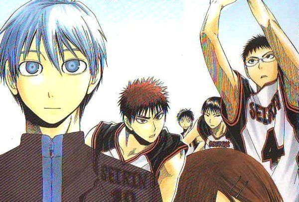 "'Kuroko's Basketball' Manga Gets Final Volume Set :: excerpt: ""The announcement was made in the magazine after the final chapter while noting that a ""miracle"" is set to occur in the December issue of Jump Next magazine, where Fujimaki's next work is set to debut."" :: Sadly true, but will we EVER get to buy the manga in English?!"