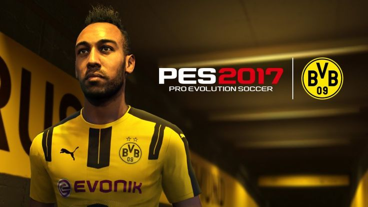 gamescom 2016 : PES 2017 récupère le Borussia Dortmund