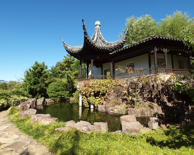 Chinese Scholar's Garden, Snug Harbor, Staten Island, New York City by jag9889, via Flickr