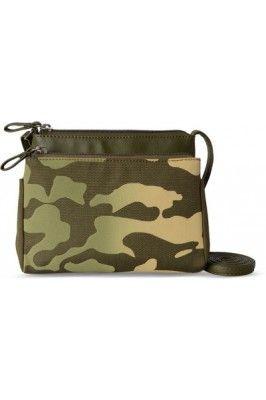 Grab this Baggit green coloured sling bag for women #slingbagonline #womensaccessories #womenslingbagonline #onlineslingbags  Shop here-  https://trendybharat.com/trendy-pitara/videshi-bazaar/baggit/baggit-brown-sling-bag-for-women-89034-1454-9177