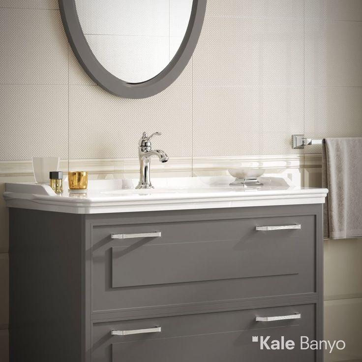 Banyolara verdiği ruhla zamansız bir atmosfer yaratan, kıvrımlı yapısıyla yumuşak ve elit bir görünüm kazandıran Artdeco lavabolar, çok yakında satış mağazalarında!