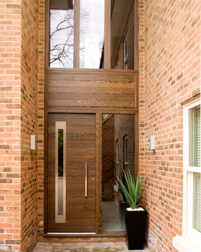 Urban Front - Contemporary front doors UK | designs | sorrento