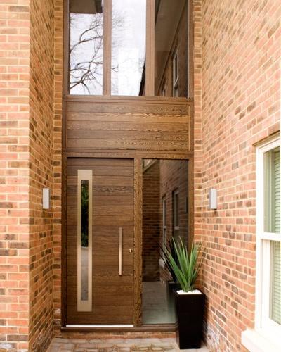 Urban Front - Contemporary front doors UK | designs | sorrento