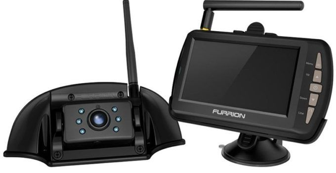 Furrion Wireless Backup Camera Rv Accessories Travel Trailer Rvs Campers Ten Wireless Backup Camera Backup Camera System Wireless Backup Camera System