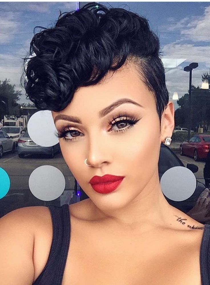 Best 25+ Short black hairstyles ideas on Pinterest | Short ...