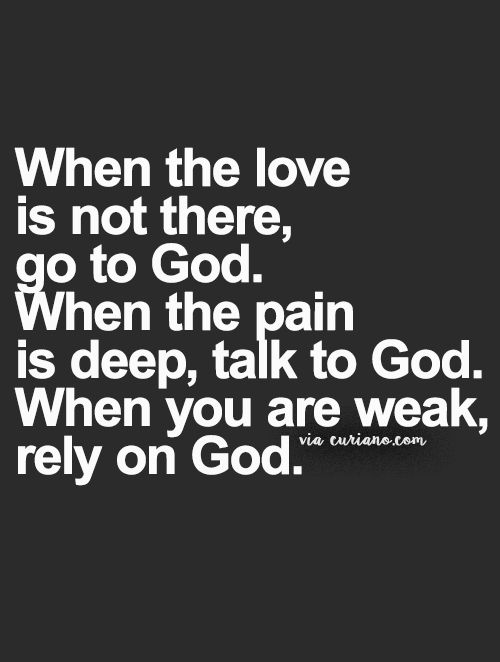 Make God Your Everything God Life Quotes Quotes About God Quotes