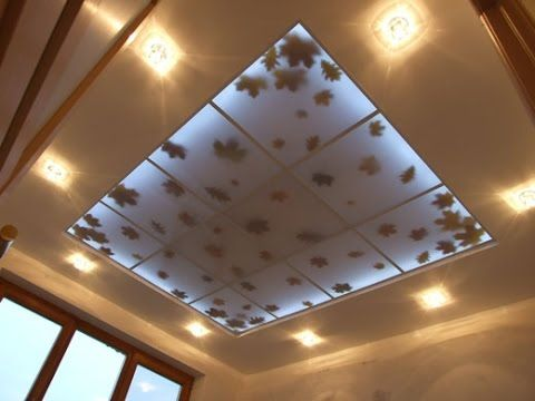Подвесной потолок | Страна Мастеров