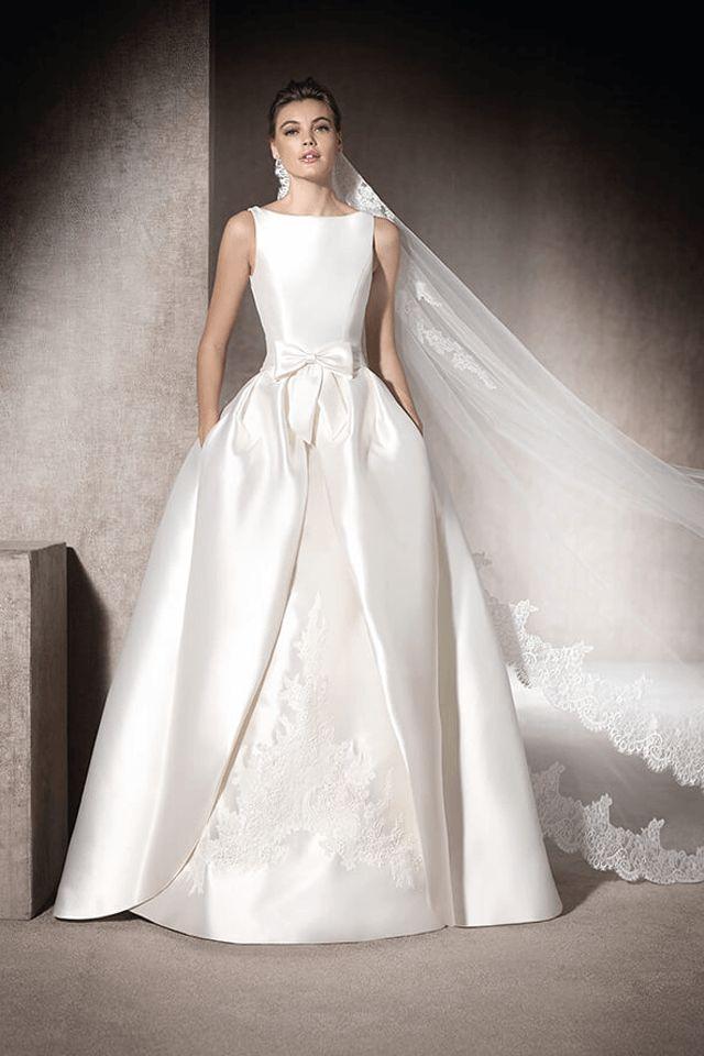 8 best San Patrick 2017 images on Pinterest | Short wedding gowns ...