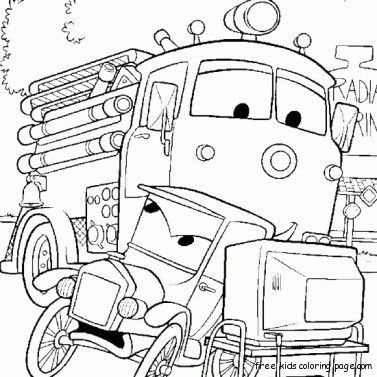 Cars 2 Printable Coloring Pages : 110 best cars from disney images on pinterest