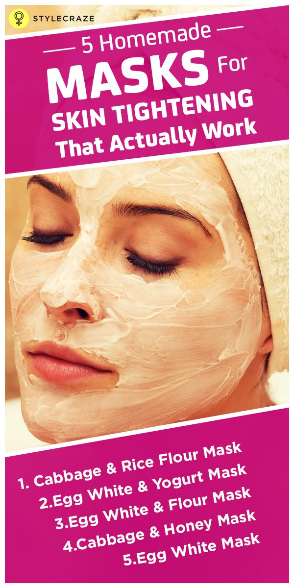 We start noticing several skin related issues as we gradually age. Skin starts producing less oil making it dry and saggy. Who would want to have such skin? To avoid this, you must start taking precautions from an early age. One solution is to opt for skin tightening masks. Here are a few easy skin tightening mask recipes which can be made easily at your own home. Try them out!