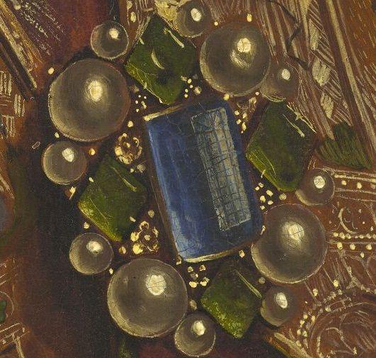 Detail from Ghent Altarpiece, Jan van Eyck