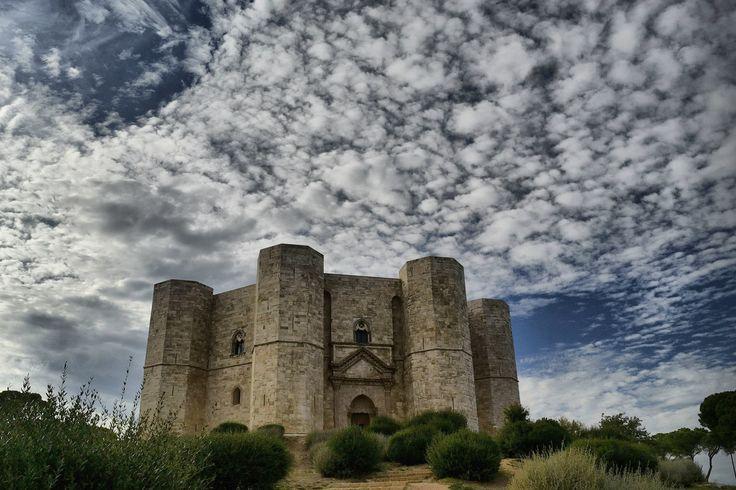 301  castel del monte, andria, puglia, foto di gaetano sabato