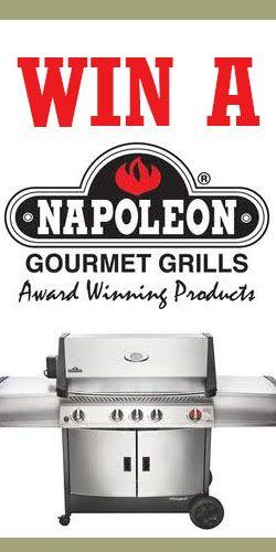 Win a Napoleon Grill