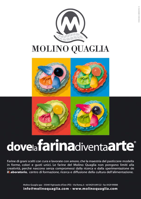 Molino Quaglia - #Food #Advertising
