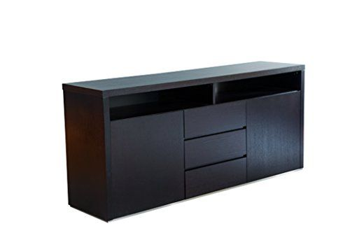 17 best ideas about buffet weng on pinterest table top - Table wenge ikea ...