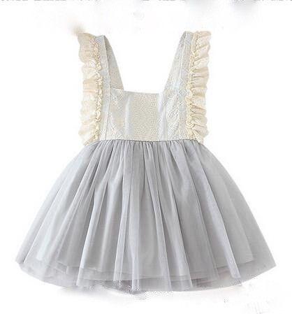Amelie Dress | Little Trendsetter