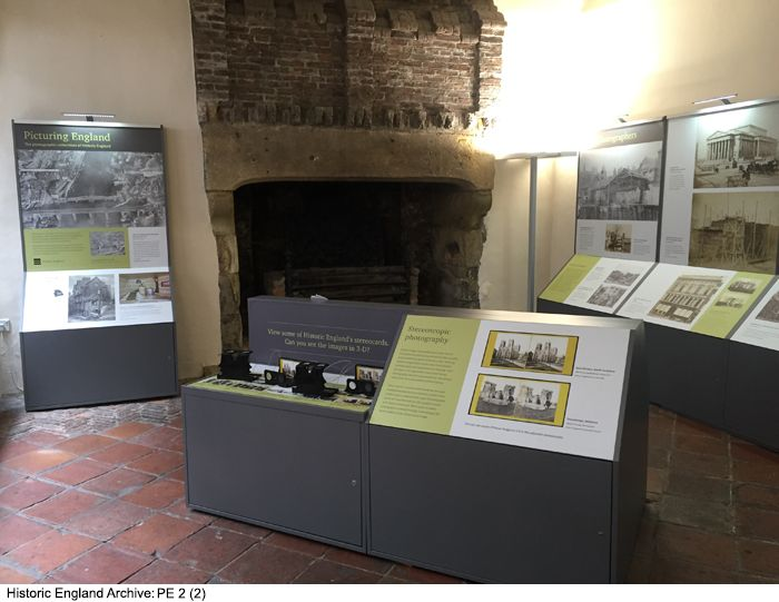 See our free #PicturingEngland display at Bessie Surtees' House in Newcastle 'til 17 June. historicengland.org.uk/images-books/a…
