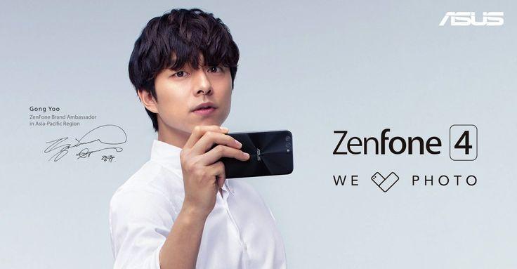 Asus: Zenfone 4 tem foto oficial e data de lançamento reveladas - https://www.showmetech.com.br/asus-zenfone-4-foto-lancamento/