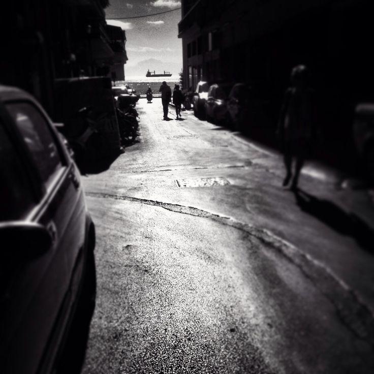 Street photo. Midday.