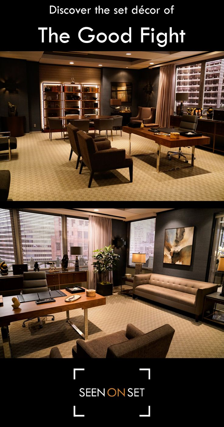 House design tv series - From The Good Wife To The Good Fight Tv S Most Sought After Set D Cor