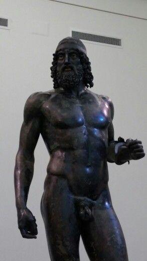 I bronzi di Riace - Reggio Calabria