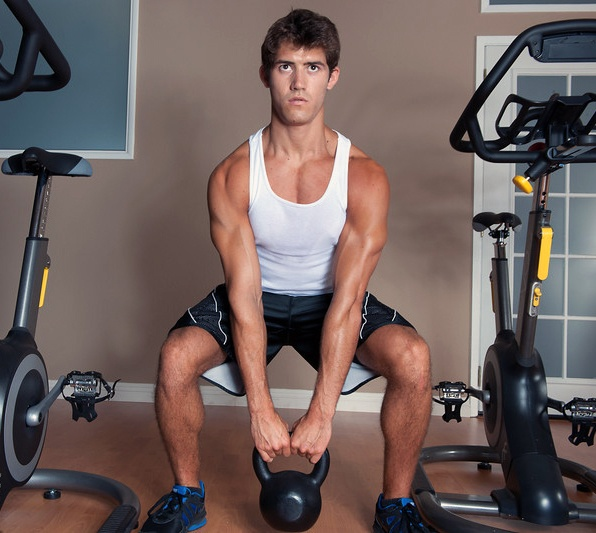 Exercise Kettlebell Deadlift: 17 Best Images About Not Your Typical Workout On Pinterest