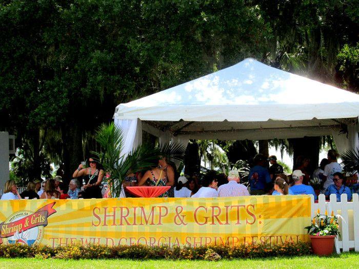 1. Shrimp & Grits Festival, Jekyll Island Food Festivals in Georgia