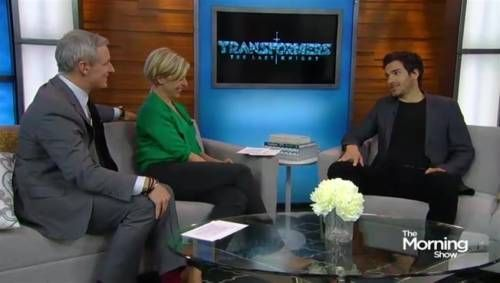 Watch 'Transformers' actor Santiago Cabrera Video Online, on GlobalNews.ca