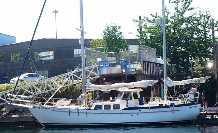 1985 Westsail Ketch US$ 67,756 North Vancouver, BC