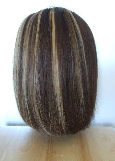 Slicing Highlighting Technique Quot Simple Quot Hair Color
