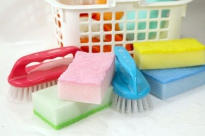 How to clean your new home before moving in!