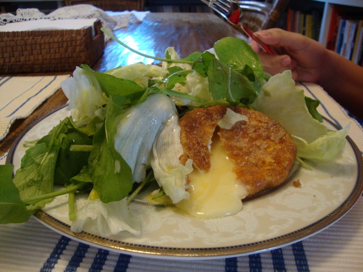 Brie Milanese.