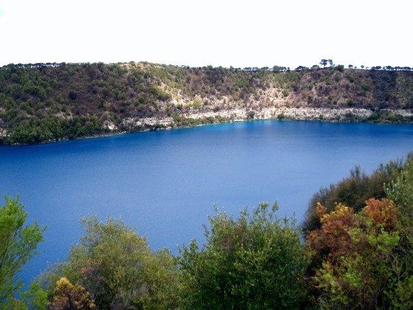 Blue Lake - Mt Gambier.