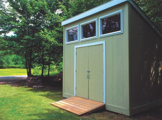 1000 ideas about pallet shed plans on pinterest shed for Slant roof shed plans